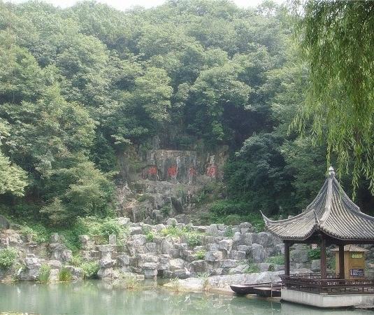 江苏宜兴陶祖圣境风景区旅游景点介绍