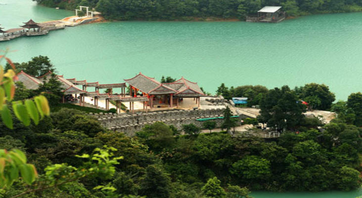 新丰江国家森林公园旅游景点风景