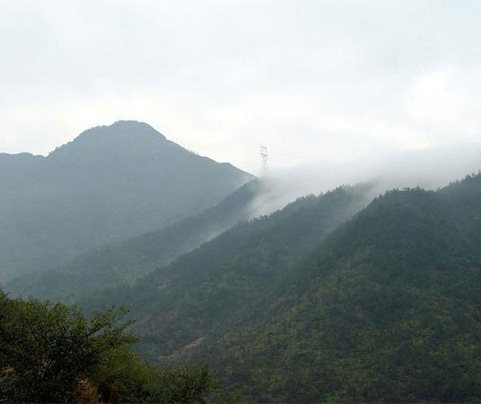 凌云山旅游景点风景